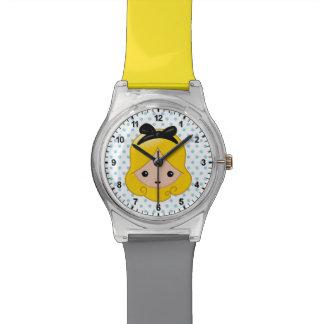 Alice in Wonderland | Alice Emoji Wrist Watches