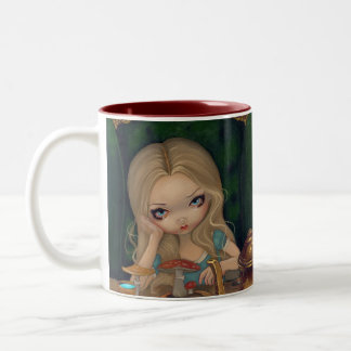 Alice in Wonderland and the Mad Hatter Mug