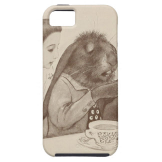 Alice in Wonderland, at the Tea Table iPhone 5 Covers