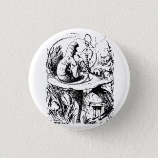 Alice in Wonderland Badge 1 Inch Round Button