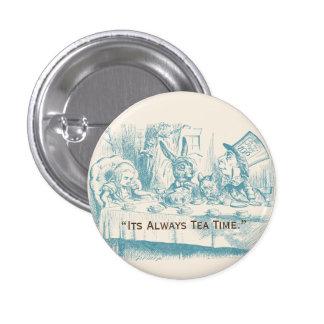 Alice in Wonderland - Badge 1 Inch Round Button