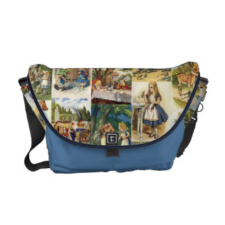 Alice in Wonderland Bag Commuter Bags