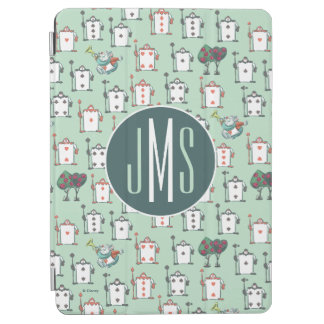 Alice In Wonderland | Card Soldiers - Monogram iPad Air Cover
