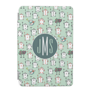 Alice In Wonderland | Card Soldiers - Monogram iPad Mini Cover