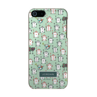 Alice In Wonderland | Card Soldiers - Your Name Incipio Feather® Shine iPhone 5 Case