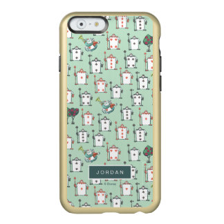 Alice In Wonderland | Card Soldiers - Your Name Incipio Feather® Shine iPhone 6 Case