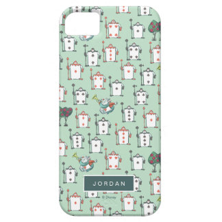 Alice In Wonderland | Card Soldiers - Your Name iPhone 5 Cover