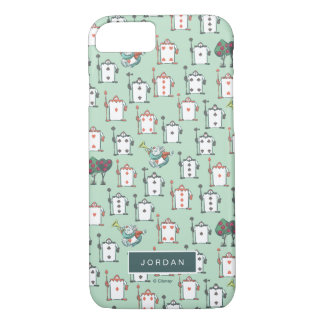 Alice In Wonderland | Card Soldiers - Your Name iPhone 8/7 Case