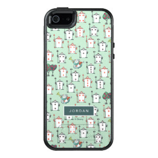 Alice In Wonderland | Card Soldiers - Your Name OtterBox iPhone 5/5s/SE Case