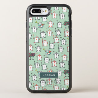 Alice In Wonderland | Card Soldiers - Your Name OtterBox Symmetry iPhone 7 Plus Case