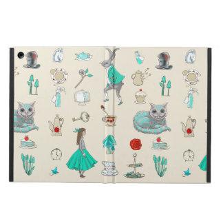 Alice in wonderland case for iPad air