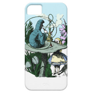 Alice in Wonderland Catepillar Hookah iphone 5 iPhone 5 Covers