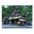 Alice in Wonderland - Central Park NYC #2 Postcard