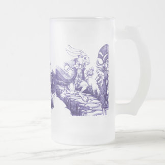 Alice in Wonderland Characters Tall Mug / Stein