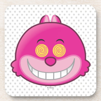 Alice in Wonderland | Cheshire Cat Emoji Coaster