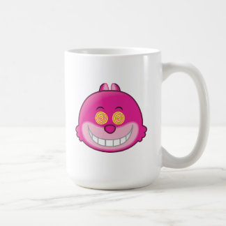 Alice in Wonderland | Cheshire Cat Emoji Coffee Mug