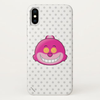 Alice in Wonderland | Cheshire Cat Emoji iPhone X Case