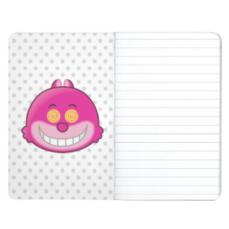 Alice in Wonderland | Cheshire Cat Emoji Journal