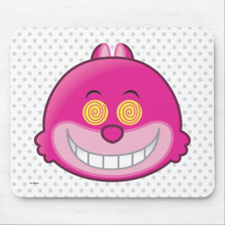 Alice in Wonderland | Cheshire Cat Emoji Mouse Pad