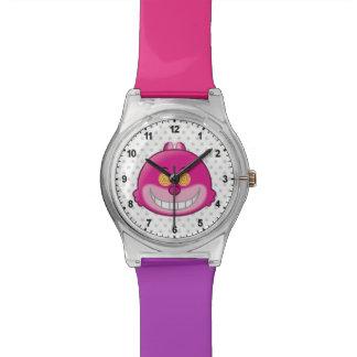 Alice in Wonderland | Cheshire Cat Emoji Wrist Watches