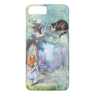 Alice in Wonderland Cheshire Cat iPhone 7 Plus iPhone 7 Plus Case