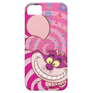Alice in Wonderland | Cheshire Cat Smiling iPhone 5 Covers