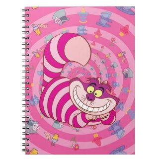 Alice in Wonderland | Cheshire Cat Smiling Note Books