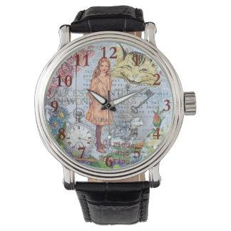 Alice in Wonderland Cheshire Cat Watch