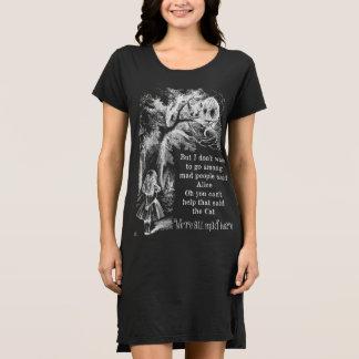 Alice in Wonderland; Cheshire Cat with Alice Dress