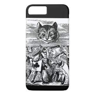 ALICE IN WONDERLAND CHESHIRE CATART iPhone 8 PLUS/7 PLUS CASE