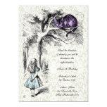 Alice in Wonderland Cheshire Tea Party Birthday