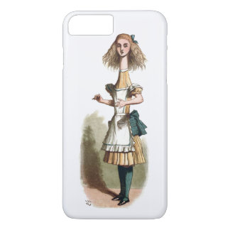 Alice in Wonderland Curiouser iPhone 7 Plus Case