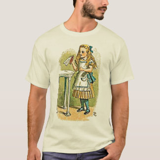"Alice in Wonderland ""Drink Me"" T-Shirt"