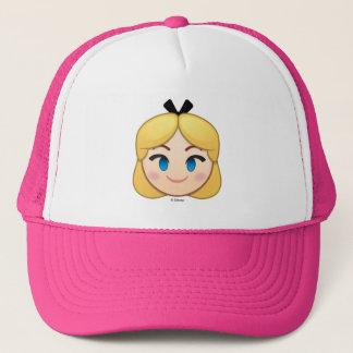 Alice In Wonderland Emoji Trucker Hat