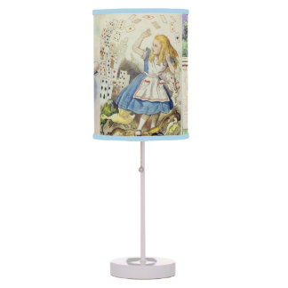 Alice in Wonderland Fairytale Lamp