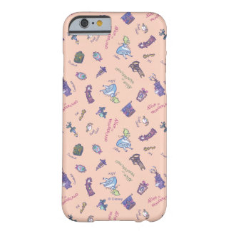 Alice In Wonderland | Falling Down Pattern Barely There iPhone 6 Case