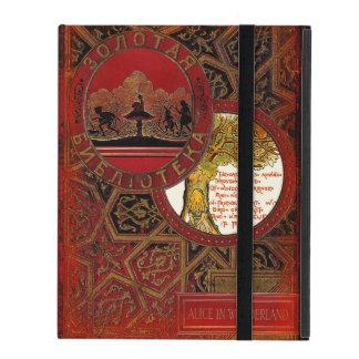 Alice In Wonderland Featuring 'The Cheshire Cat' iPad Folio Case
