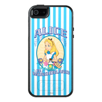 Alice in Wonderland - Frame OtterBox iPhone 5/5s/SE Case
