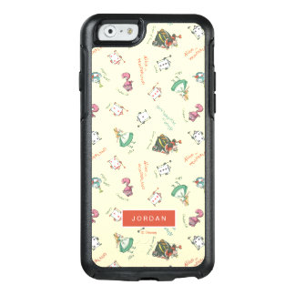 Alice In Wonderland & Friends | Add Your Name OtterBox iPhone 6/6s Case