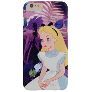 Alice in Wonderland Garden Flowers Film Still Barely There iPhone 6 Plus Case
