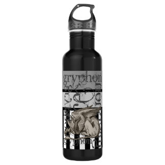 Alice In Wonderland Gryphon Grunge 710 Ml Water Bottle