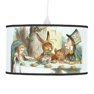 ALICE IN WONDERLAND HANGING LAMP CENTRAL LIGHT