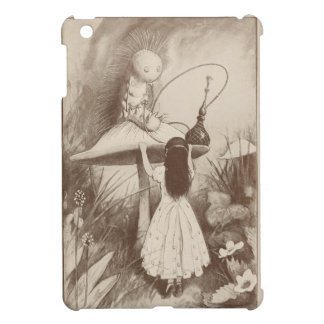 Alice in Wonderland, Hookah Smoking Caterpillar Cover For The iPad Mini