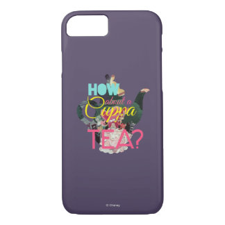 Alice In Wonderland | How About A Cuppa Tea? iPhone 8/7 Case