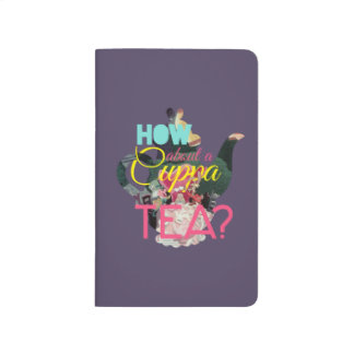 Alice In Wonderland | How About A Cuppa Tea? Journal