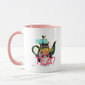 Alice In Wonderland   How About A Cuppa Tea? Mug
