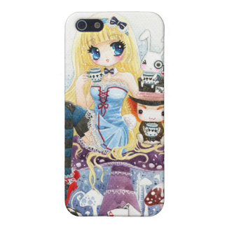 Alice in Wonderland iPhone 5/5S Covers