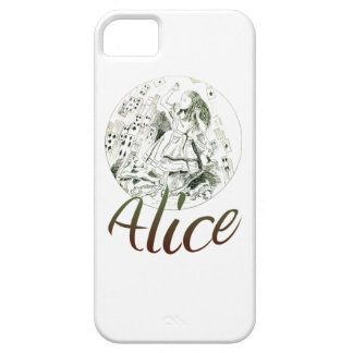 Alice in Wonderland iPhone 5 Cover