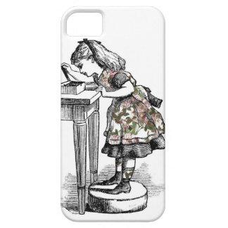 Alice in Wonderland iphone 5 cover childrens