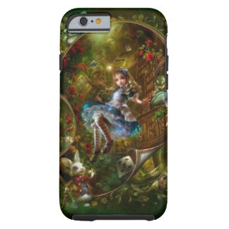 Alice in Wonderland iPhone 6 case